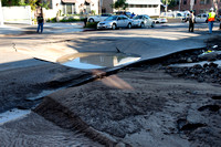 Formosa Water Main Break 10/17/2013