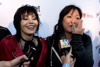 Joan Jett Red Carpet