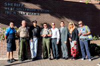 Sheriff's Captain Walk-A-Bout March 23, 2016