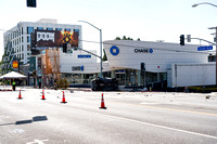 Fatal crash shuts down stretch of Sunset Boulevard in WeHo April 28, 2016